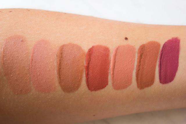 Rouges à lèvres mats Huda Beauty