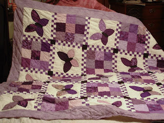 Chris & Laina's quilt
