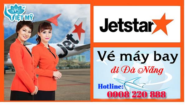 Vé máy bay đi Đà Nẵng hãng Jetstar Pacific