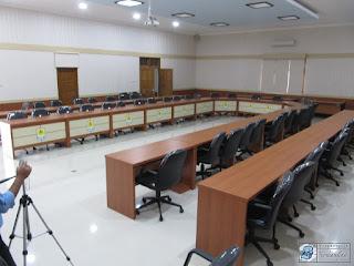 Interior Ruang Rapat - Conference Rooms Interior - Furniture Semarang