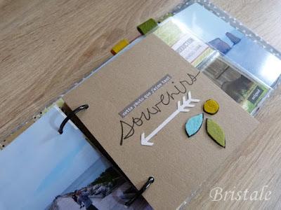 mini album scrap gaspesie atelier edwige bufquin - photo 15