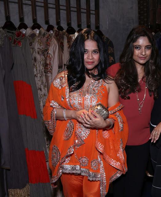 (L-R) Rohini Macker, Kunika Singh