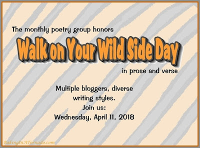 Wild Side, a poem. | www.BakingInATornado.com | #poetry #MyGraphics