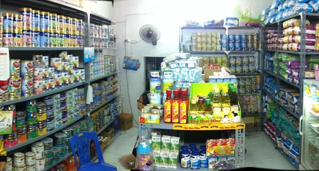 Kinh nghiệm mở cửa hàng kinh doanh sữa bỉm