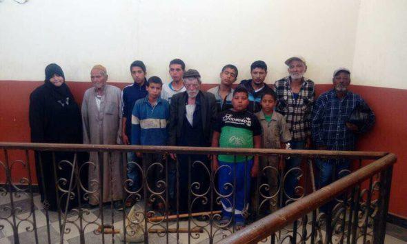 القبض على 12 متسولا في بورسعيد قبل انتشارها في رمضان