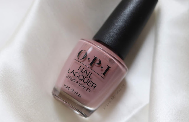 OPI Tickle My France-y review, OPI Tickle My France-y swatch, OPI Tickle My France-y india