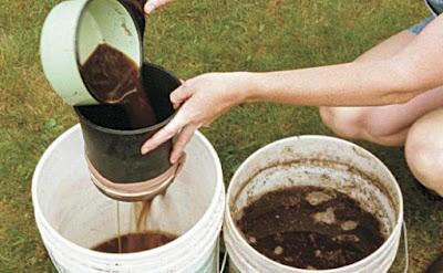 cara membuat pupuk organik cair Nitrogen Fosfor Kalium
