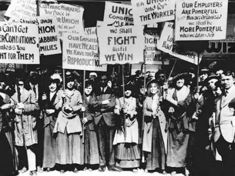 II Conferência Internacional de Mulheres Socialistas.