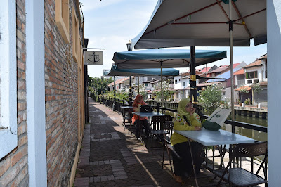 Keistimewaan Kampung Morten Melaka
