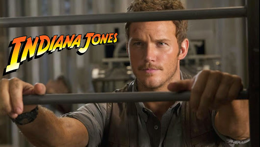 Disney Wants Chris Pratt For Their 'Indiana Jones' Reboot?