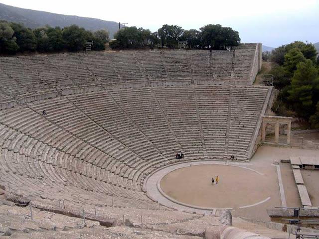 Κινδυνεύει το Αρχαίο Θέατρο της Επιδαύρου από την κλιματική αλλαγή
