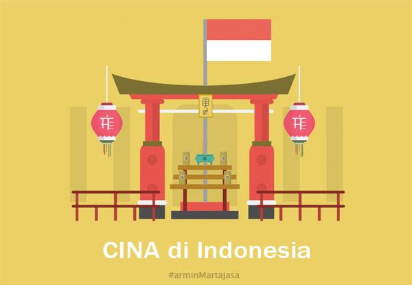 cina di indonesia