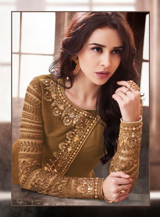 Nakkashi Esteem Partywear Salwar Kameez Catalog
