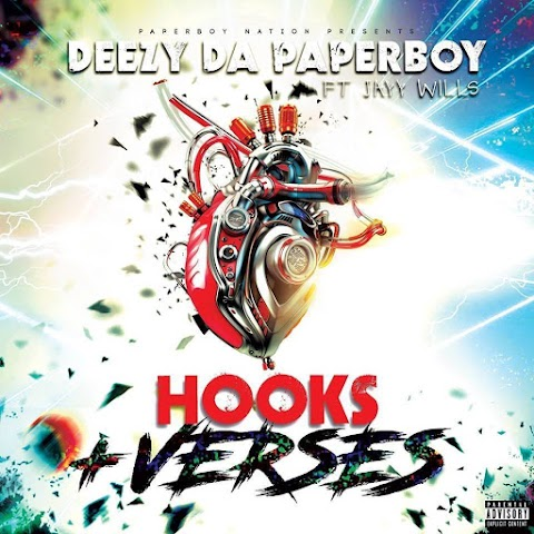 "@DeezyDaPaperboy and @JayyWills deliver ""Hooks and Verses""."