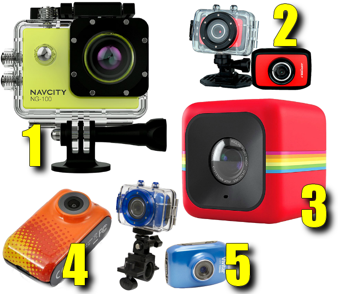 réplica da gopro, Câmeras Esportivas boas e baratas, onde comprar?, câmera esportiva barata, imitação da gopro, câmera debaixo d'água