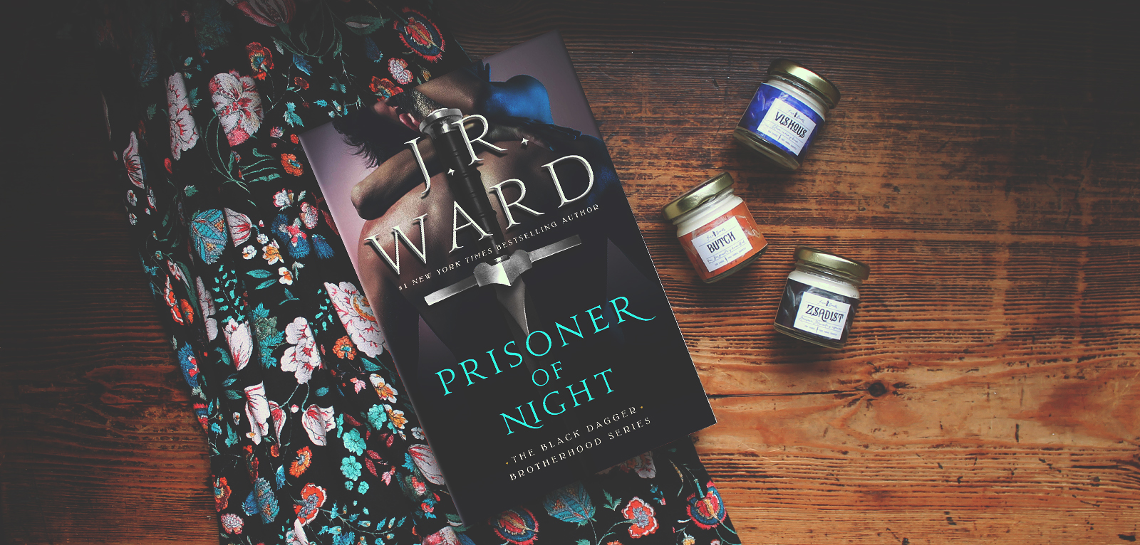 Prisoner of night · J.R.Ward