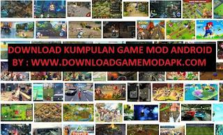 Kumpulan Game Mod Android Gratis