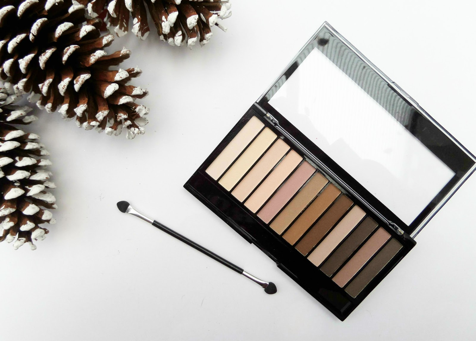 New Makeup Revolution Essential Mattes 2 Palette Review