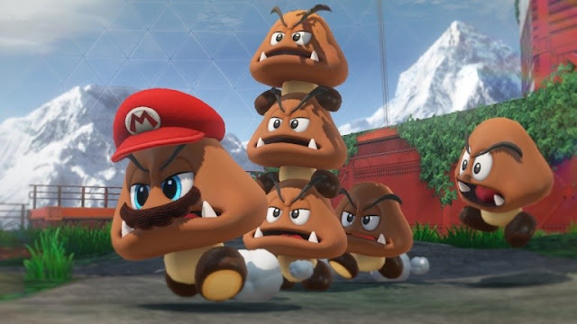 الكشف بالفيديو عن ثلاث مستويات إضافية للعبة Super Mario Odyssey