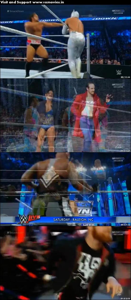 WWE Thursday Night Smackdown 12 May 2016 HDTV 480p