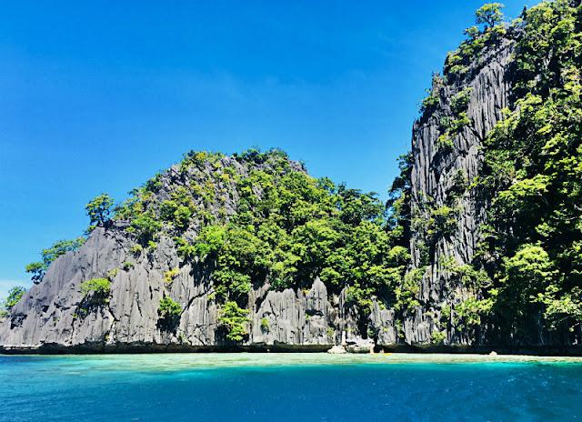 Twin Lagoon Coron Island Palawan