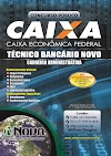 Download Apostila CAIXA PDF 2019 - Técnico Bancário