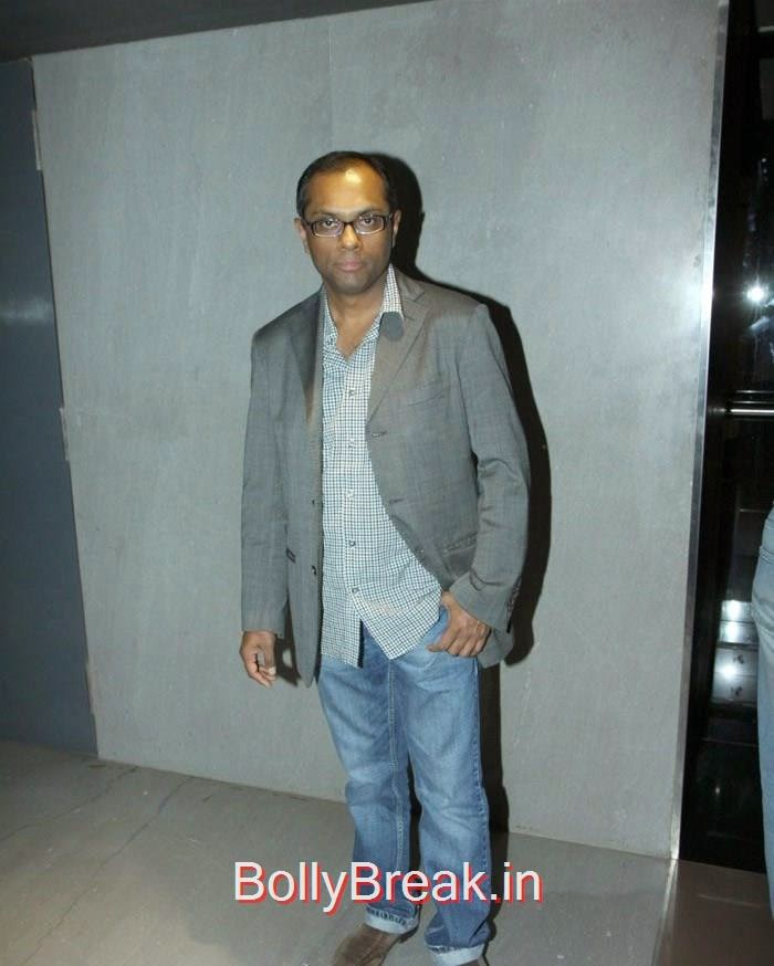 Vivek Rangachari, Pics from 'Baji' Marathi Movie Premier Photo Gallery
