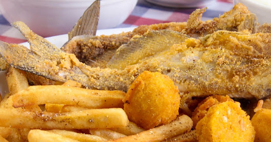 Southern Fried Whole Catfish