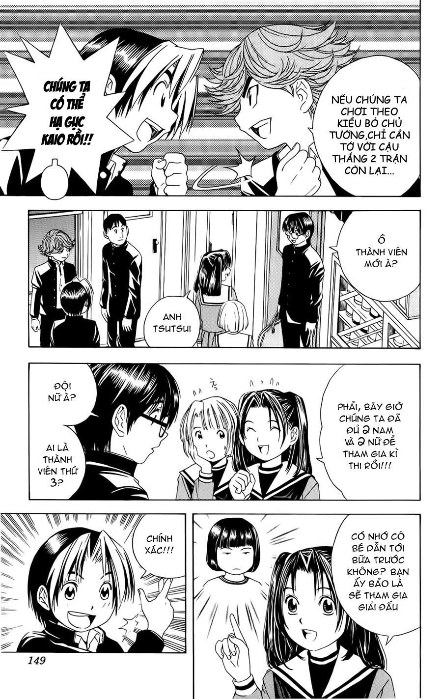 Hikaru No Go hikaru no go chap 41 trang 15
