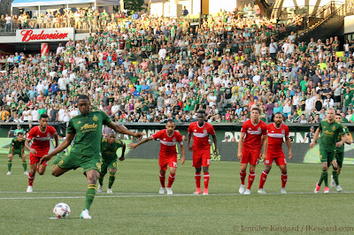 Portland Timbers, Chicago Fire, Providence Park, Timbers, forwards, Adi, penalty kick