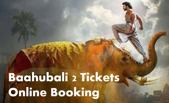 baahubali 2 tickets