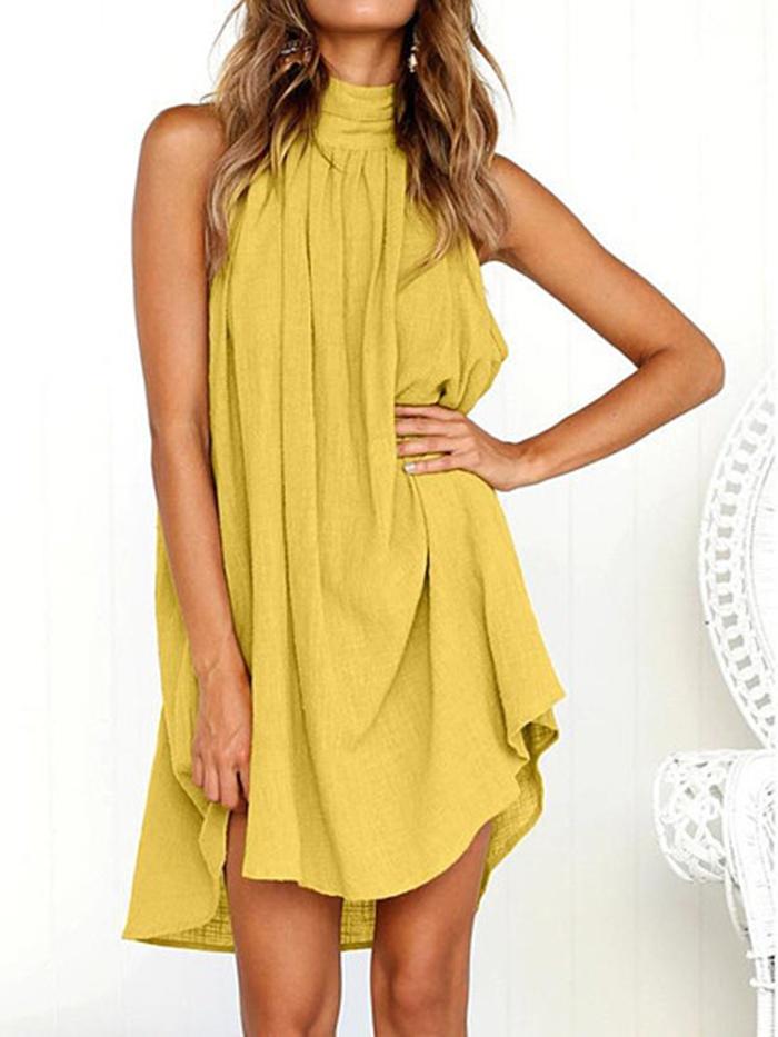https://www.omnifever.com/item/round-neck-plain-shift-dress-260469.html