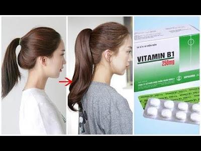 Cách làm tóc mọc nhanh nhờ bổ sung vitamin B1