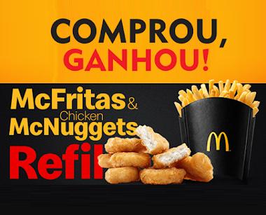 Promoção - Comprou, Ganhou! McDonalds