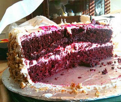 Grandmother Paul S Red Velvet Cake