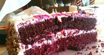 Grandma Paul S Red Velvet Cake
