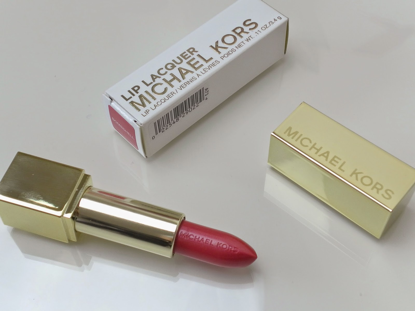Michael Kors Sexy Lip Lacquer in Bombshell