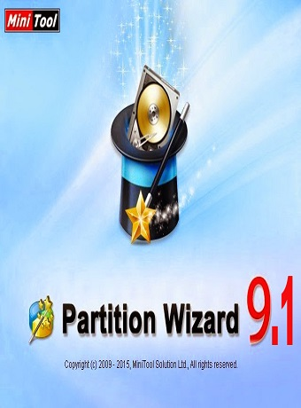MiniTool Partition Wizard Pro 9.1