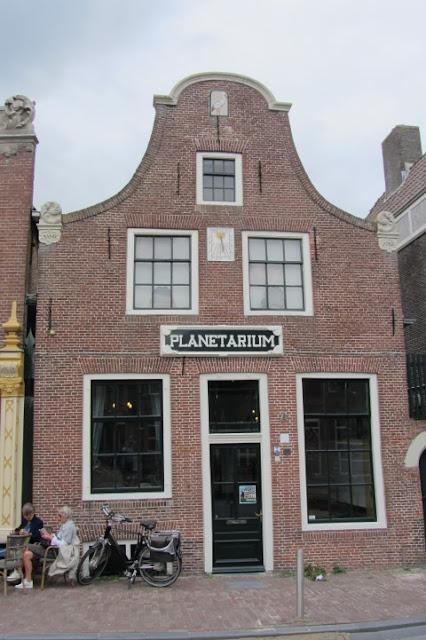 Franeker, huisje Eise Eisinga