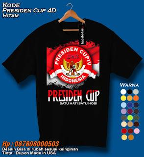 Kaos Presiden Cup4D