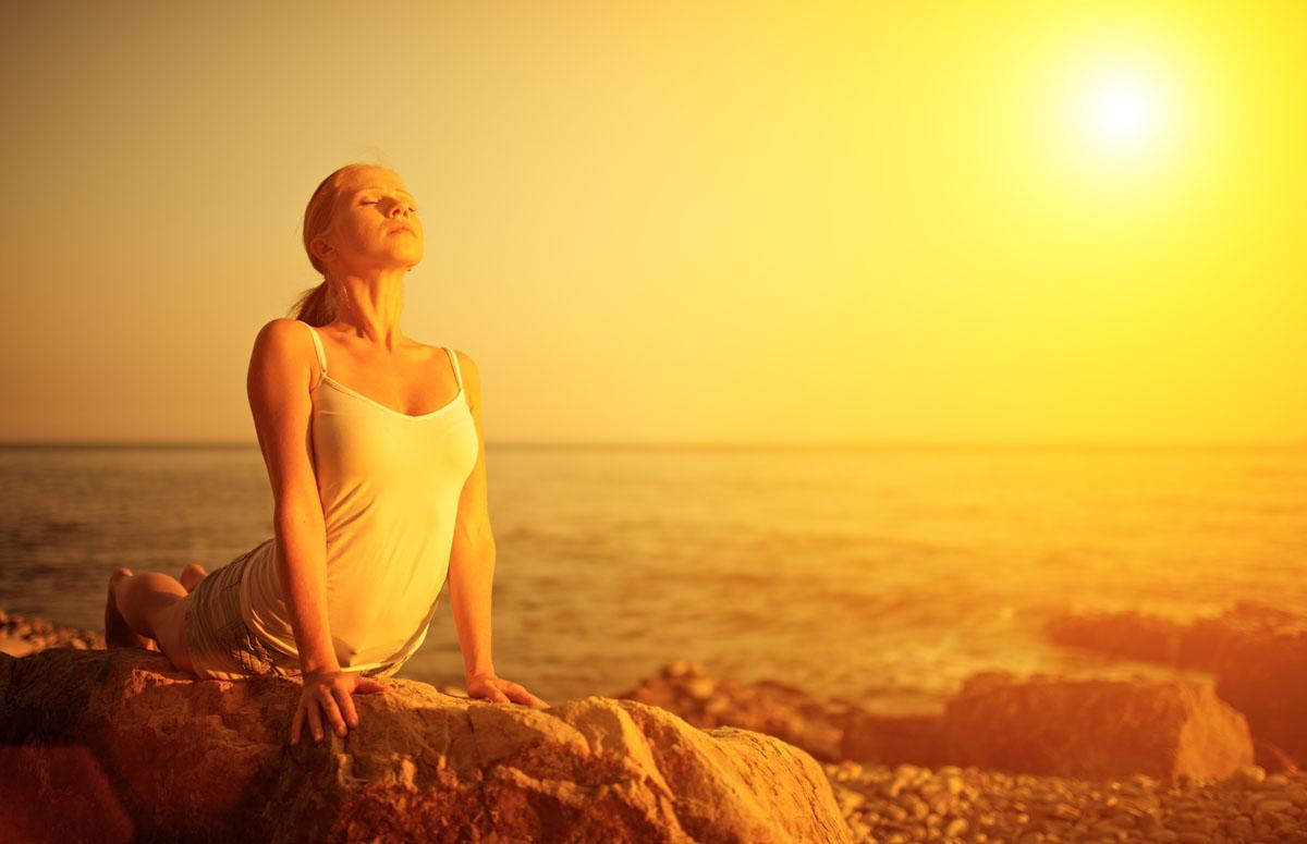 combattere la depressione con lo Yoga