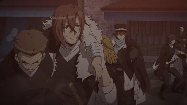 Bakumatsu: Crisis: Temporada 2 Episódio 4