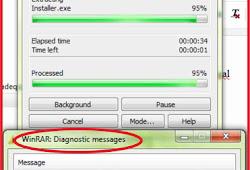 Cara Jitu Memperbaiki file RAR yang rusak atau corrupt - Tips ...