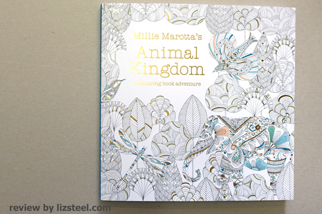 The Second Book I Looked At Millie Marottas Animal Kingdom Is In A Similar Style