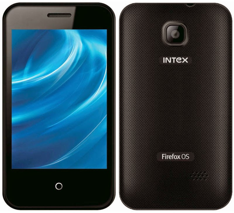 Intex Cloud FX powered Firefox OS launched @ Rs. 1,999 | MobileTalkNews