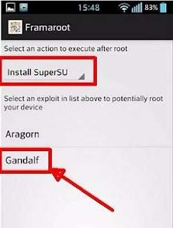 cara rooting hp android dengan mudah