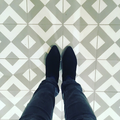 Gorgeous Floor at the Terrace Restaurant