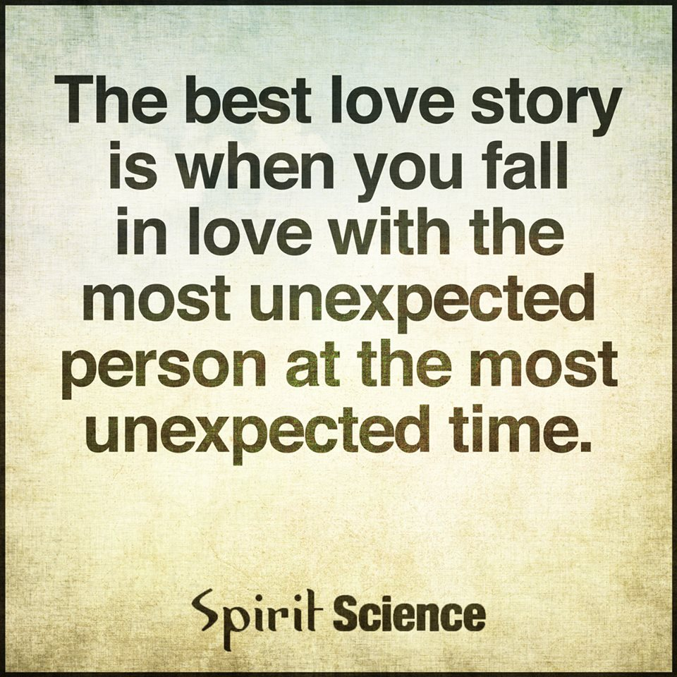 The Best Love Story Is When You Fall In Love With The Most