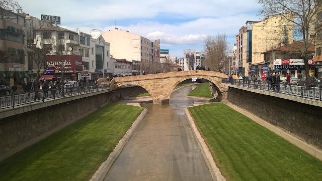 Kastamonu Nasrullah Köprüsü (Kambur Köprü)