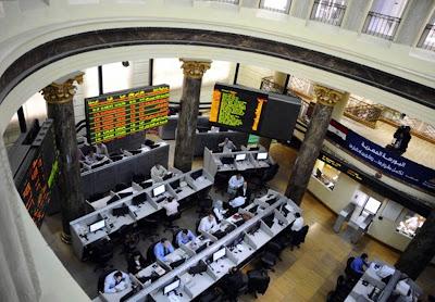 ارتفاع جماعى لمؤشرات البورصة وارباح 5.7 مليار
